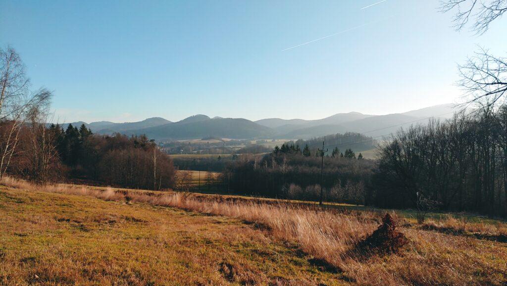Chřibská okolí, Lužické hory